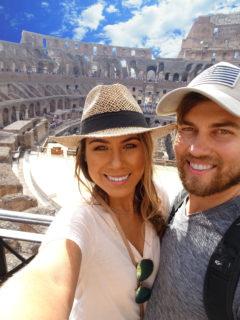 chad and jessica riddersen honeymoon