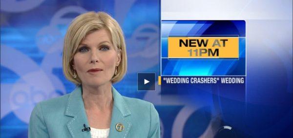 Riddersen Wedding - ABC7 Los Angeles Segment